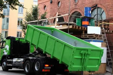 dumpster rental in Garden City, TX