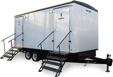 porta potty rental in Odessa and the whole Permian